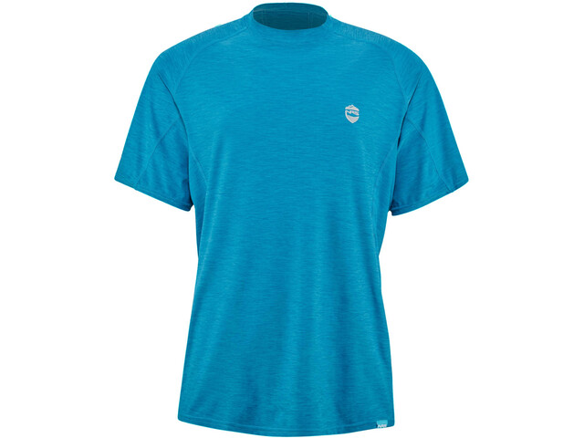 NRS H2Core Silkweight T-shirt à manches courtes Homme, fjord